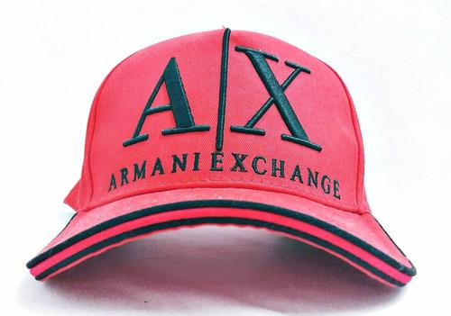 boné armani exchange (100% original)