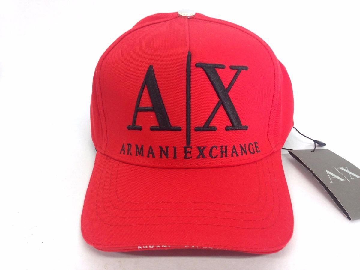 Bone Armani Exchange Até 12x S juros - Lançamento - R  119 cc6ab5f4456f2