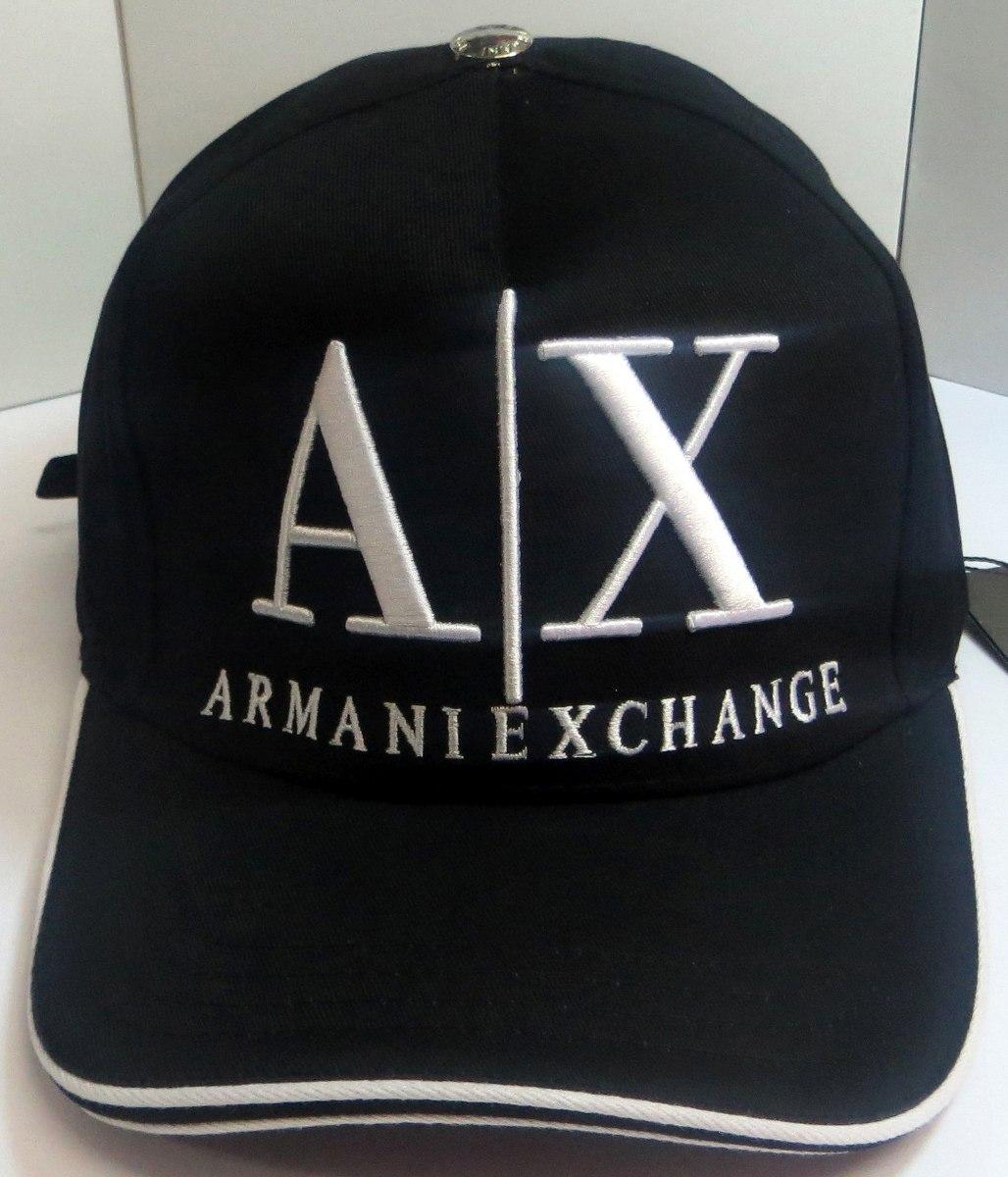 boné armani exchange regulagem(100% original) + frete grátis. Carregando  zoom. 105d34f89b