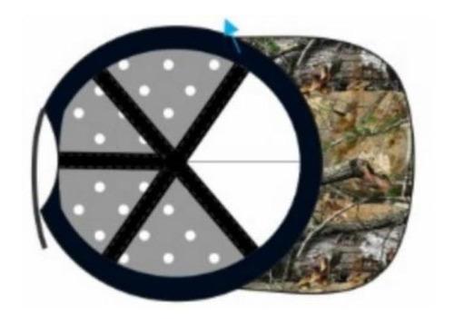 boné azul marinho 02- caçadores brs