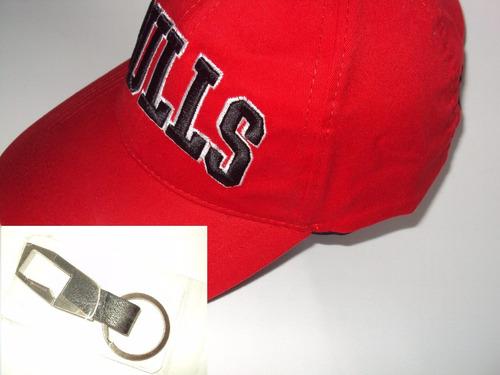 boné baseball bulls + chaveiro atrix importado