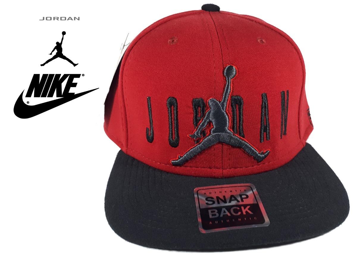 9bcbf7825bd78 Boné Basquete Nike Air Jordan Aba Reta - R  59