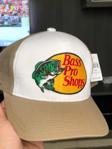 boné bass pro shops original