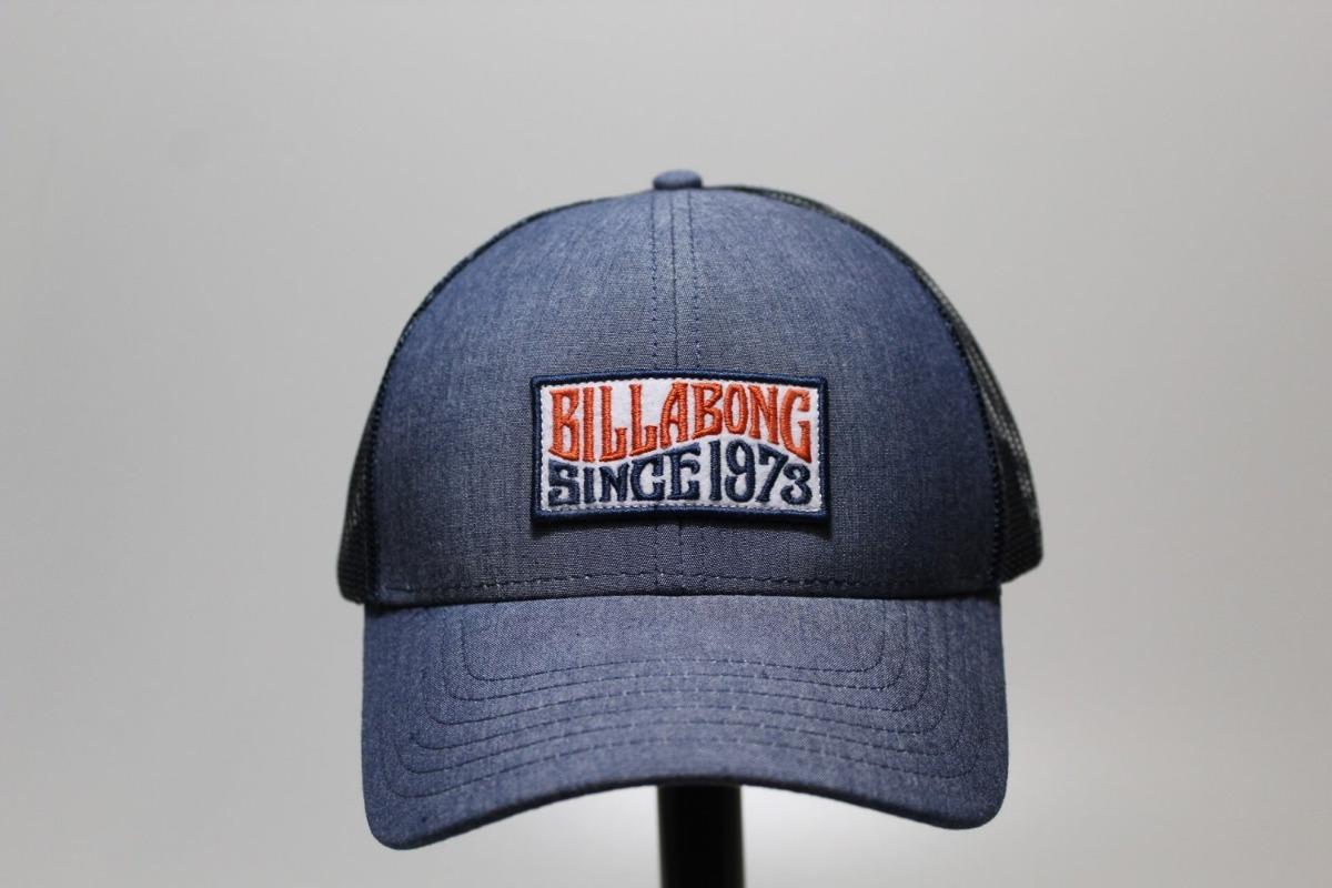 boné billabong aba curva walled trucker azul - un - azul. Carregando zoom. 6d230af0271
