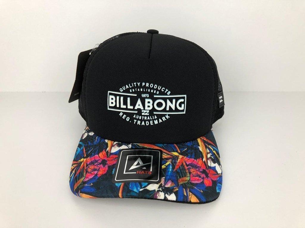 Boné Billabong Aba Flores - R  49 736ce05252f