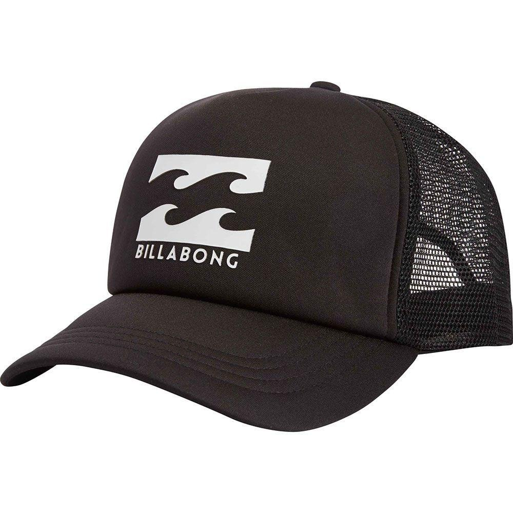 75253a4a2e430 boné billabong podium trucker preto. Carregando zoom.