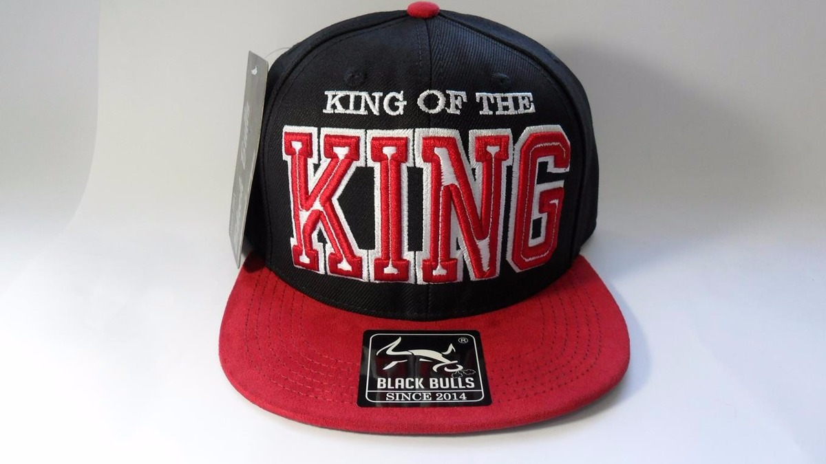 8f359410c47ae boné black bulls kings original aba reta e snapback top a18. Carregando  zoom.