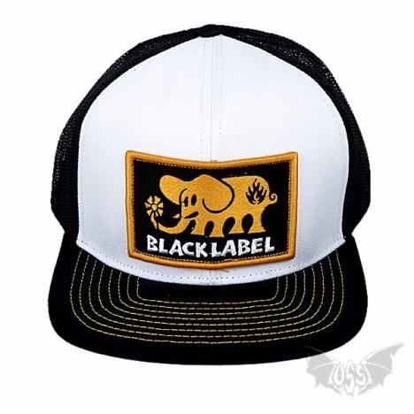 8e7b40a9cb1 Boné Black Label Elephant Patch - R  115