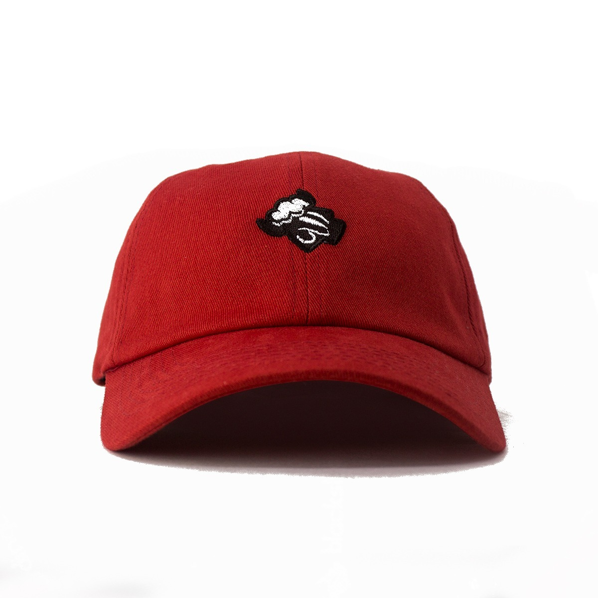 Bone Black Sheep Aba Curva Face Ovelha Vermelho Original - R  57 ae3269e36a6