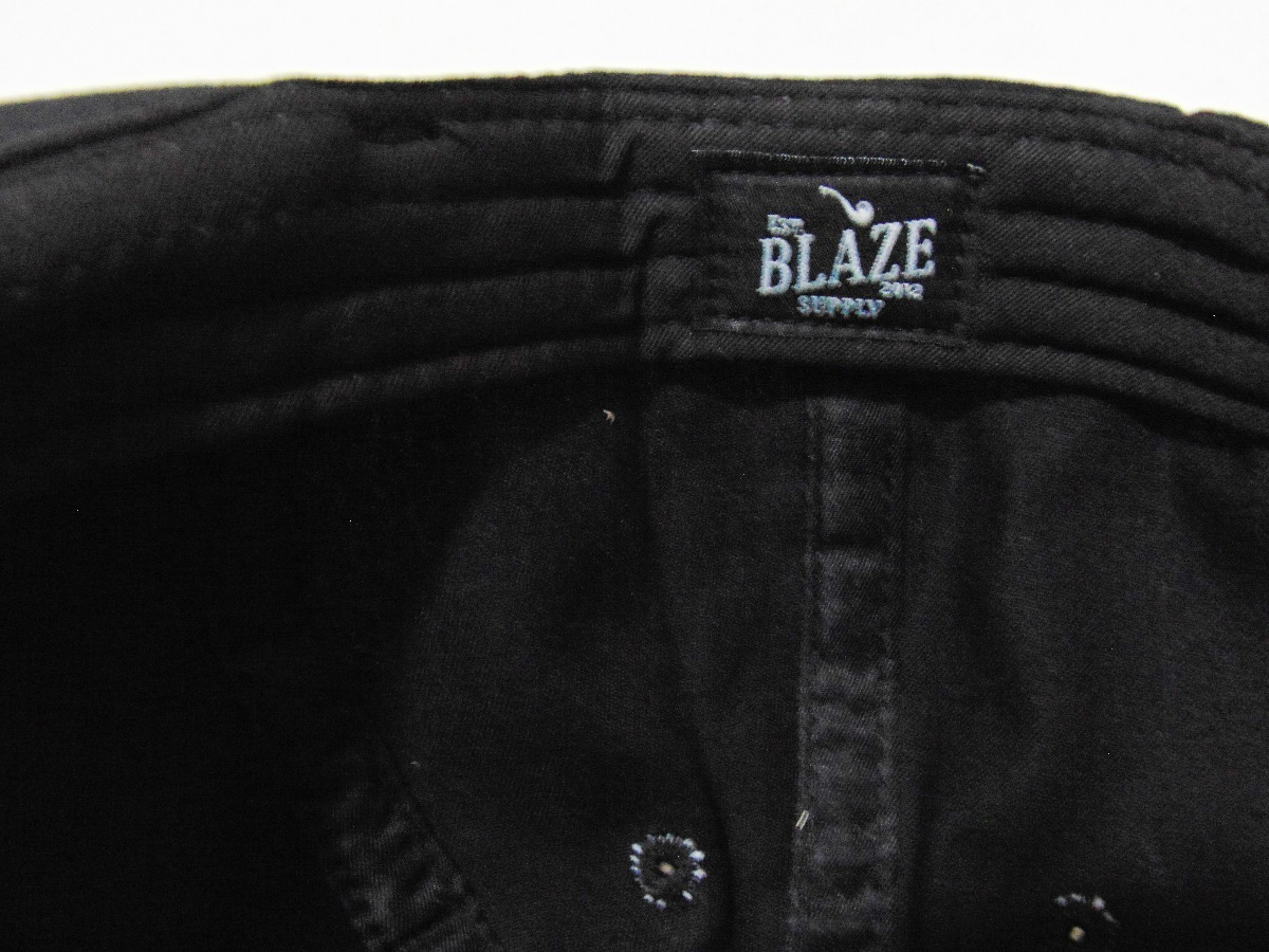 boné blaze supply snapback florest black importado. Carregando zoom. c180d222578