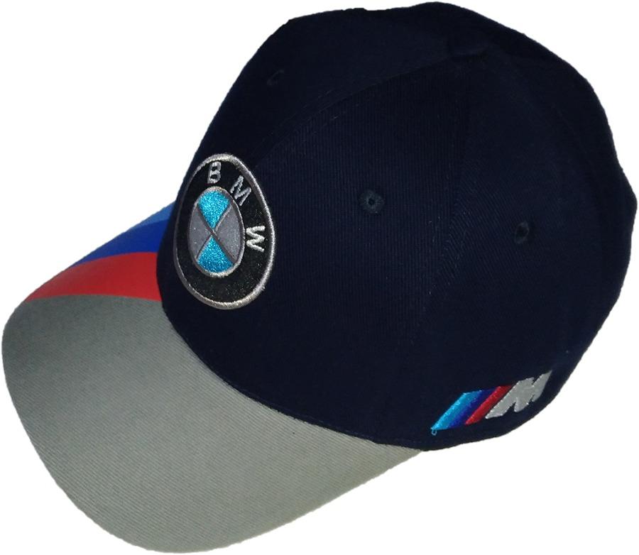 boné bmw motorsport power m3 azul-marinho aba curva bordado. Carregando zoom . a9f688cc16d