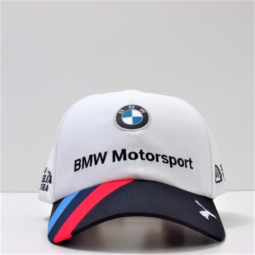 boné bmw motorsport puma produto europeu original