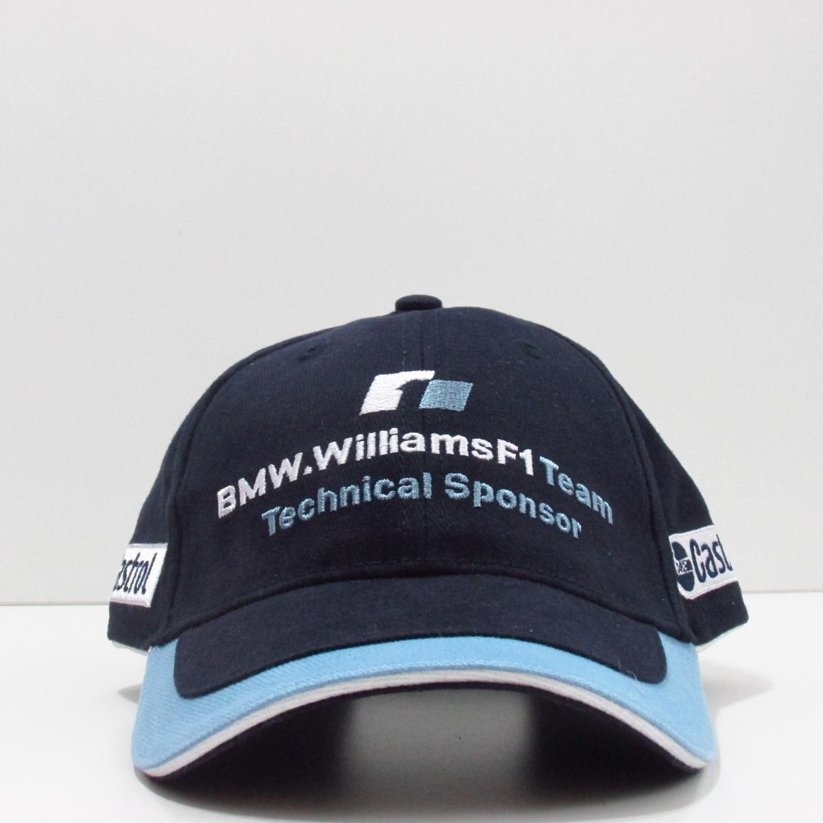 3aa0c6c9b842d boné bmw williams f1 oficial produto europeu. Carregando zoom.