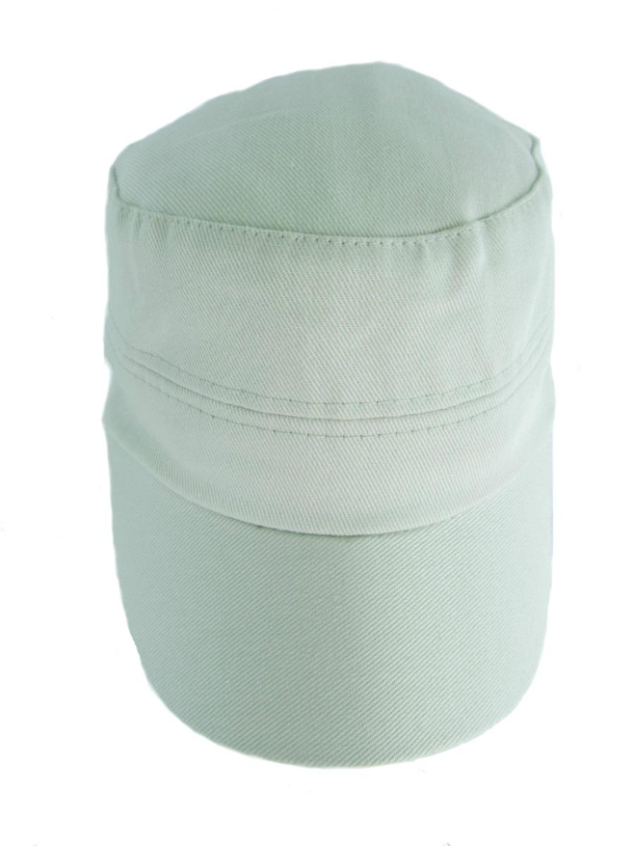 boné boina cap militar areia liso fidel castro funda fechada. Carregando  zoom. 0f5d8162568
