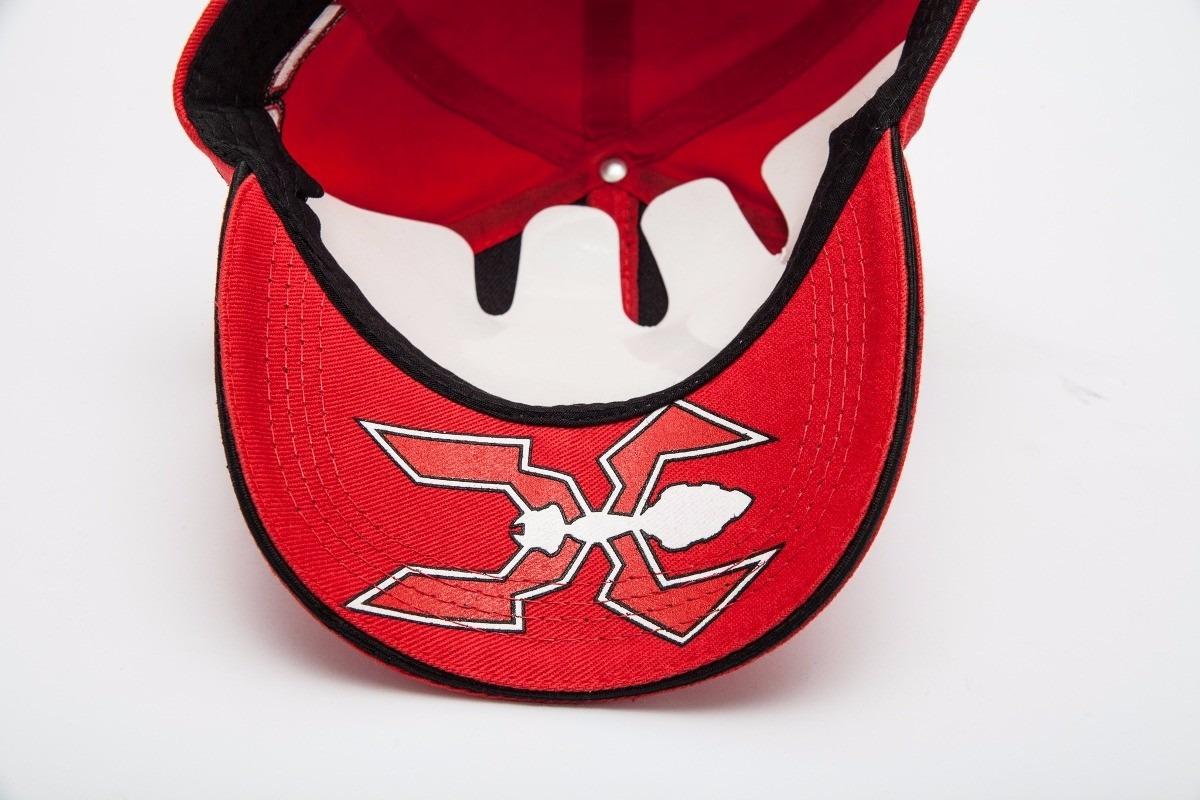 bone bombeta chapéu red bull 93 marquez moto gp vermelho. Carregando zoom. c03d81899a1