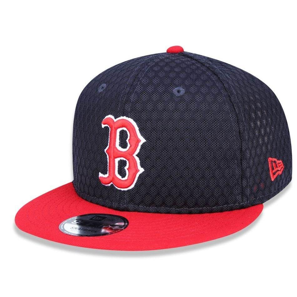 boné boston red sox 950 quickturn mlb - new era. Carregando zoom. 226d3c6fe6c