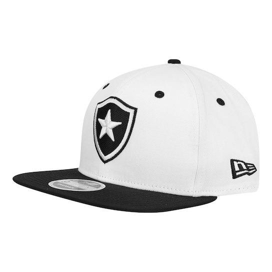 Boné Botafogo 950 New Era Aba Reta Sb - R  120 24feb6ec6cd