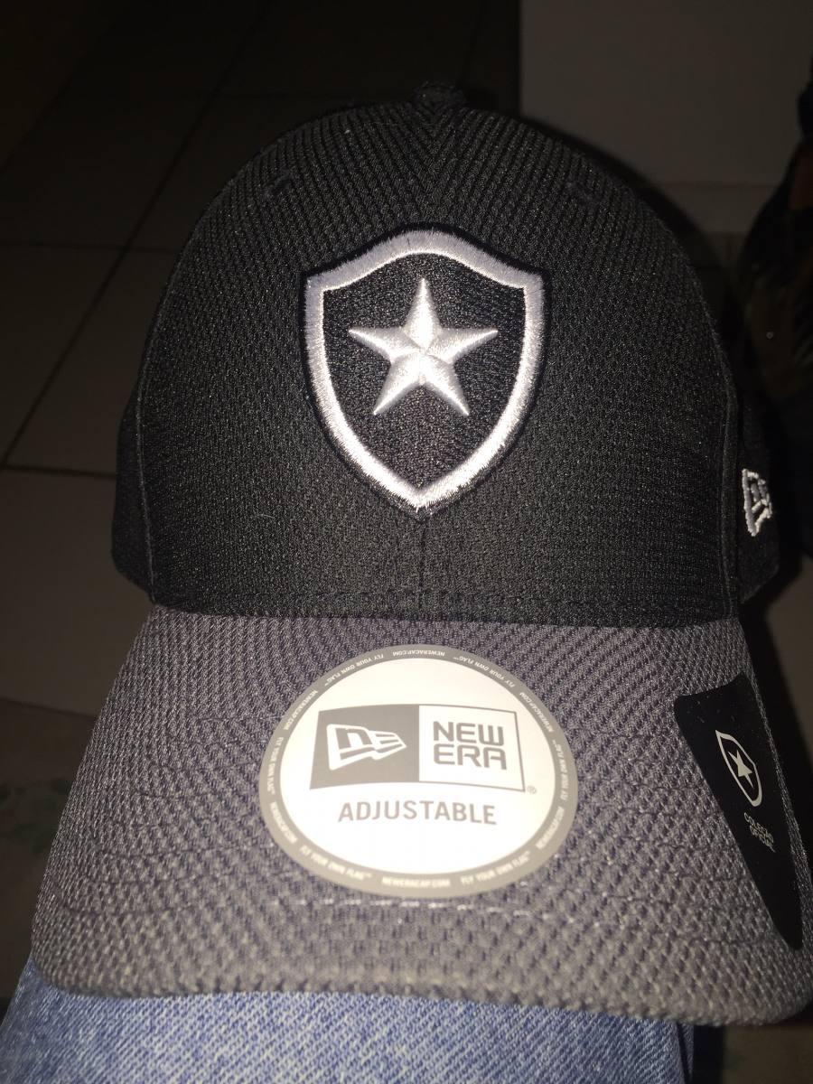 Boné Botafogo Oficial 89fa3f5ca7b98