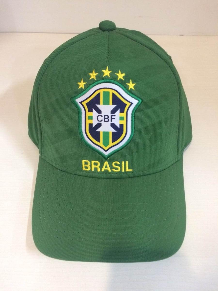 047d39310034c boné brasil original cbf copa do mundo 2018 (cor verde). Carregando zoom.