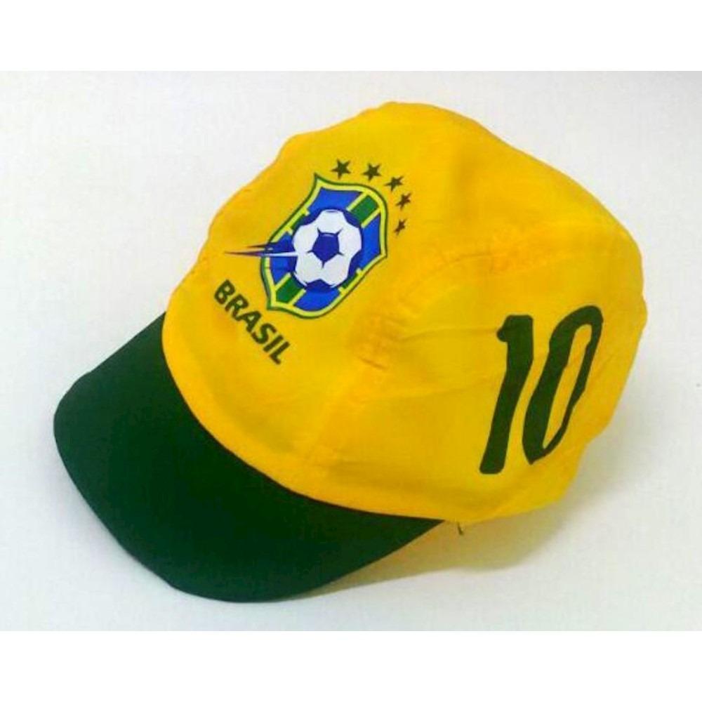 boné - brasil sports - torcida baby. Carregando zoom. 67797d589a44e