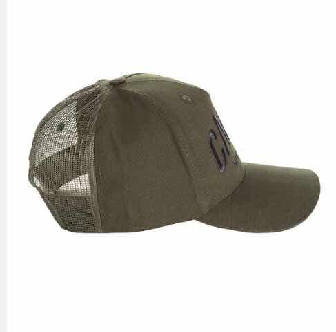 0233119e1765c Boné Calvin Klein Verde Militar - Original - R  99,00 em Mercado Livre