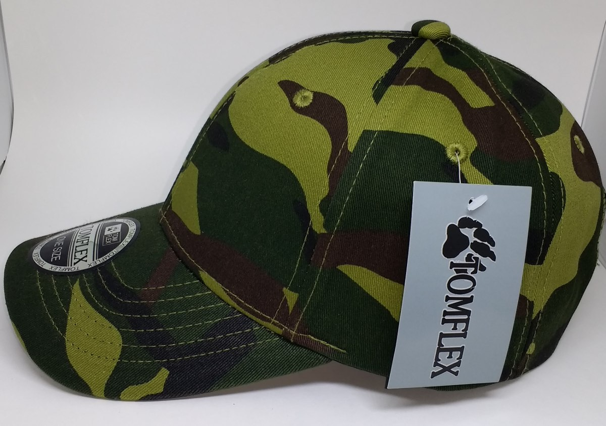 boné camuflado exército militar com regulador tom flex top. Carregando zoom. 6a518b13005