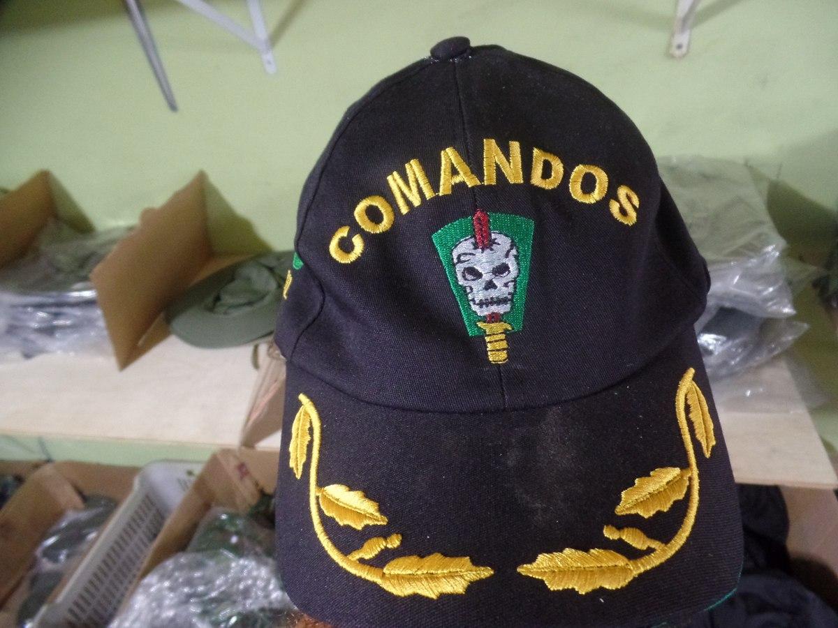 Boné Chapeu Eb Comandos Oficial Unico Do Ml!!!! - R  39 65f6a9a555f