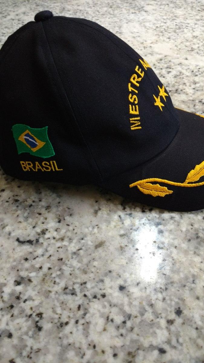 boné   chapéu mestre amador oficial   marinha do brasil. Carregando zoom. 5dd304c7ee3
