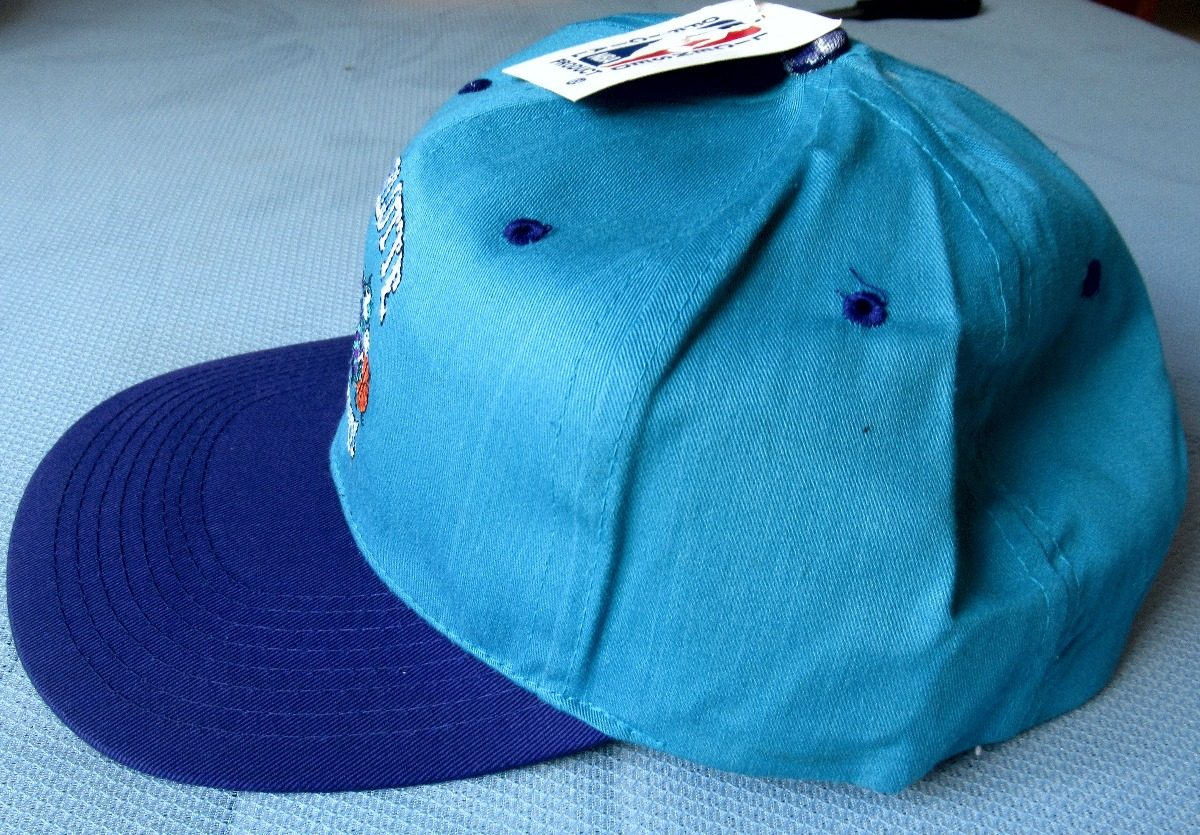 boné charlotte hornets forma anos 90 (licenciado) azul. Carregando zoom. ac638fb8c8b