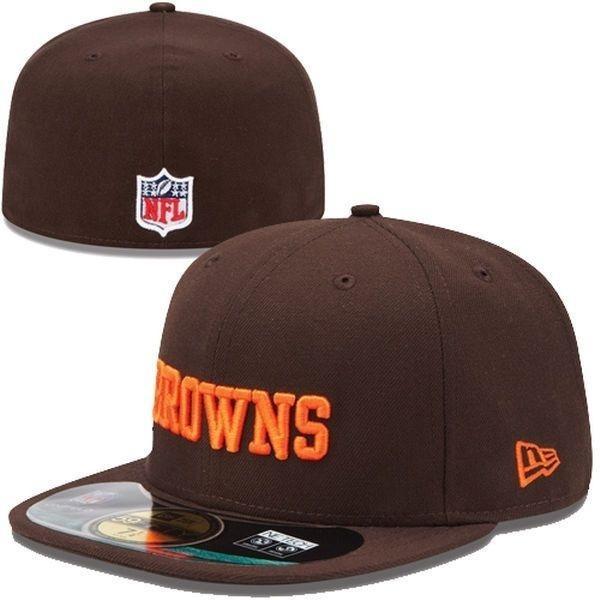 81a49cffe Boné Cleveland Browns 5950 - New Era - R  150