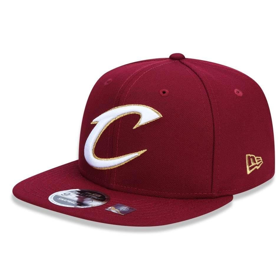 boné cleveland cavaliers 950 gold city nba - new era. Carregando zoom. 8780271f84d