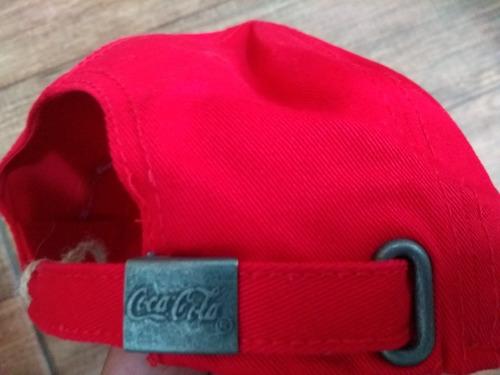 boné coca cola original
