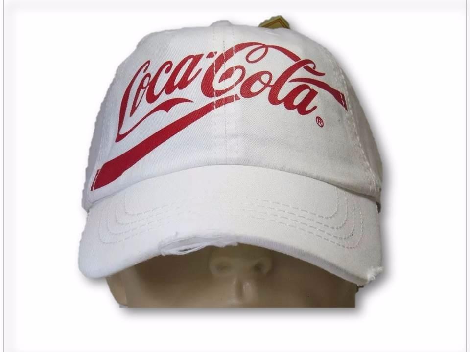 boné cocacola retro accessories chapéu original novo 1magnus. Carregando  zoom. 3628a64a0f3