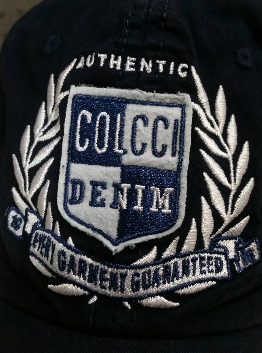 boné colcci ( 2 cores aqui ) authentic bordado original c nf. Carregando  zoom. cb0ff455513