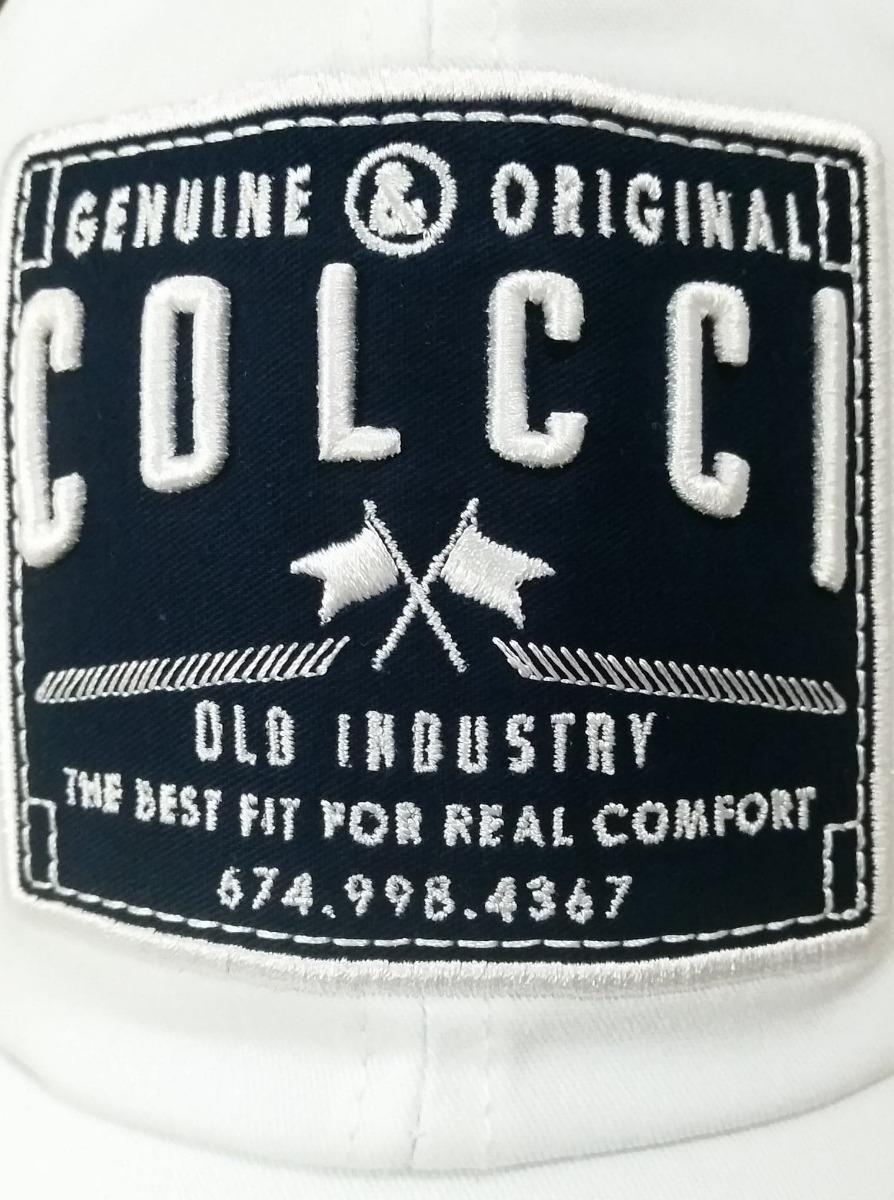 boné colcci bordado old industry ( 2 cores ) original c nf. Carregando zoom. c1e87df04c1