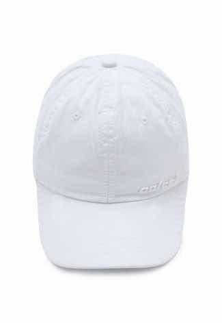 6f4262d5027f0 Boné Colcci Unissex Clássico Branco Bordado Pequeno - R  85