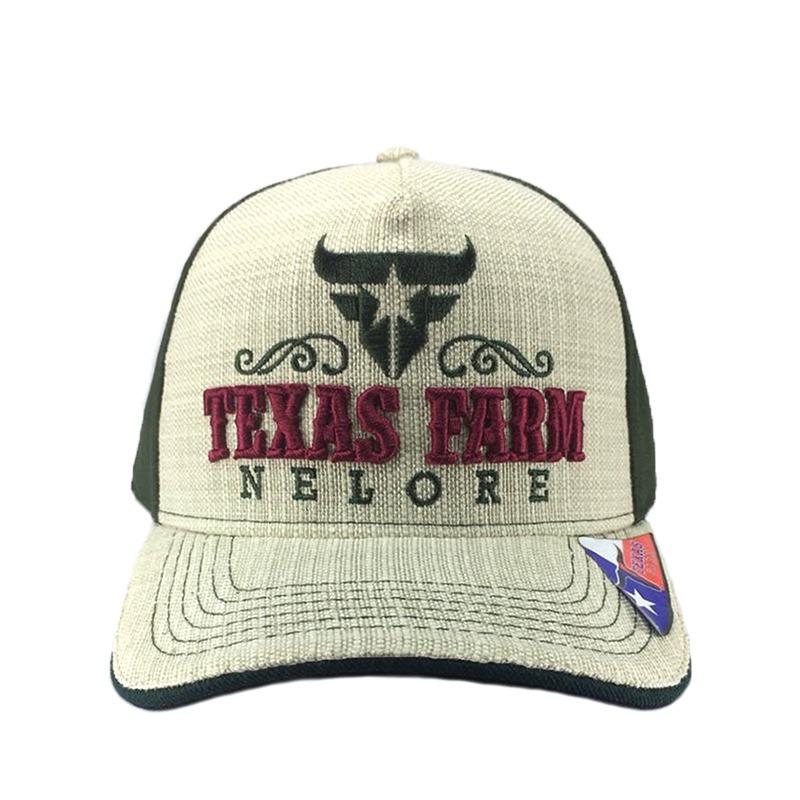 83aebfea4a81b boné country aba reta texas farm nelore. Carregando zoom.