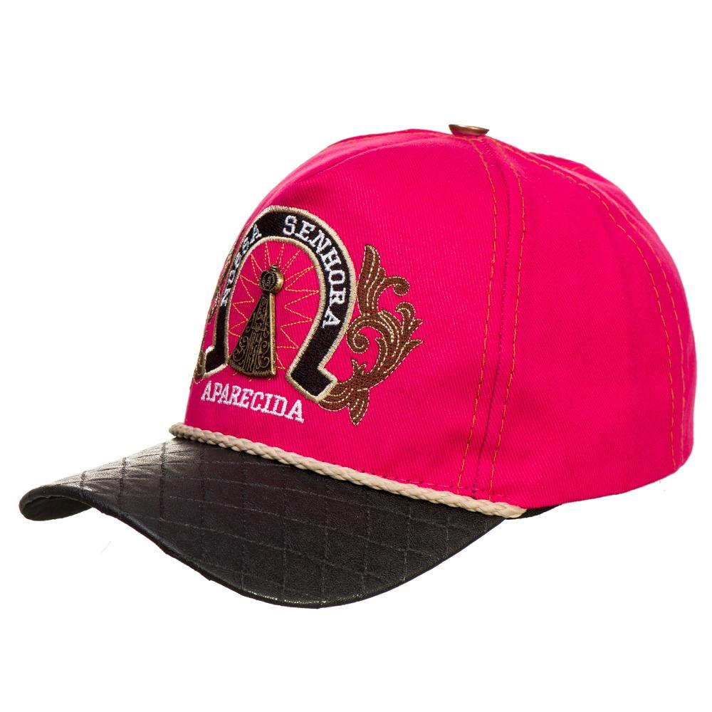 bone country adulto nossa sra. aparecida rosa peao barretos. Carregando zoom . c9a8cea5320