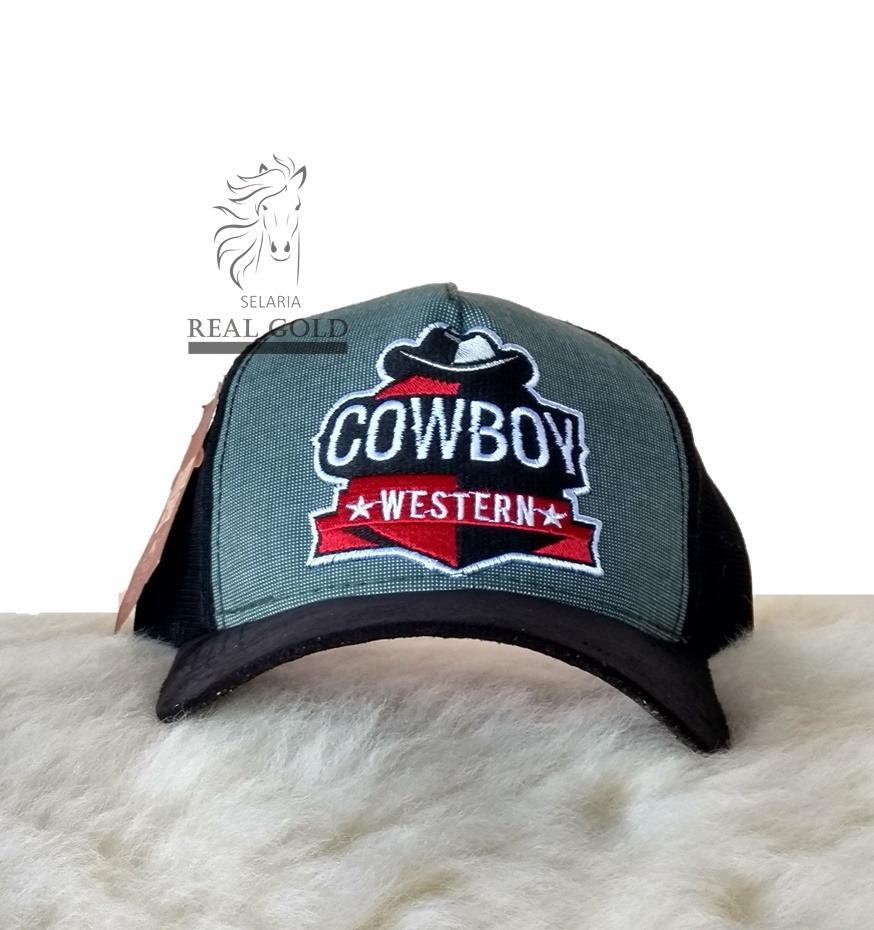 Boné Country Cowboy Western Oficial Super Oferta! - R  31 00d0d3d2bdc