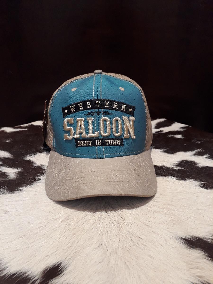 bone country western saloon menor preço. Carregando zoom. 746dd58c6ac
