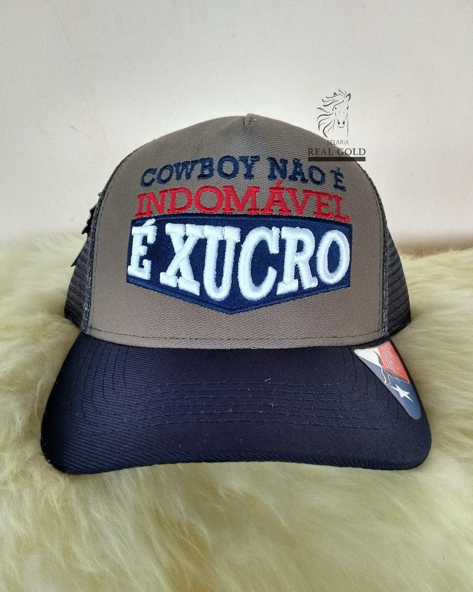 428e267c741f9 boné cowboy não é indomável é xucro country peão oferta. Carregando zoom.