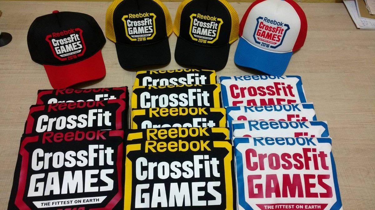 Boné Crossfit Games Reebok - R  49 b7d9b89b982