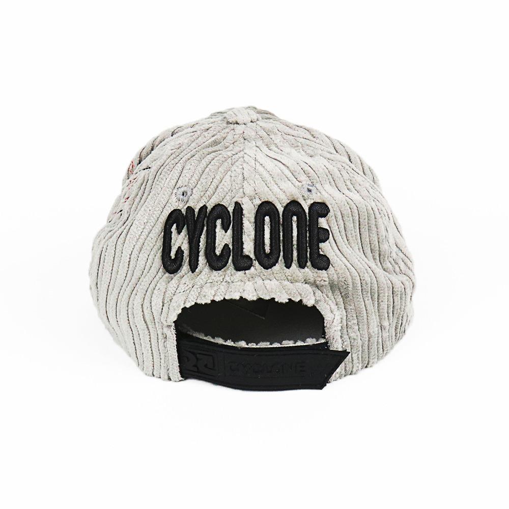 boné cyclone veludo original cinza x desing lançamento. Carregando zoom. aa7d8df64a8