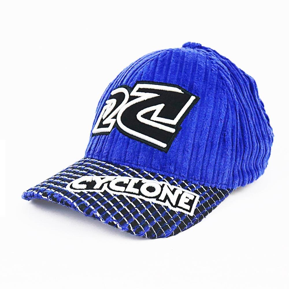 boné cyclone veludo original movement azul malibu lançamento. Carregando  zoom. 5d028f206f3