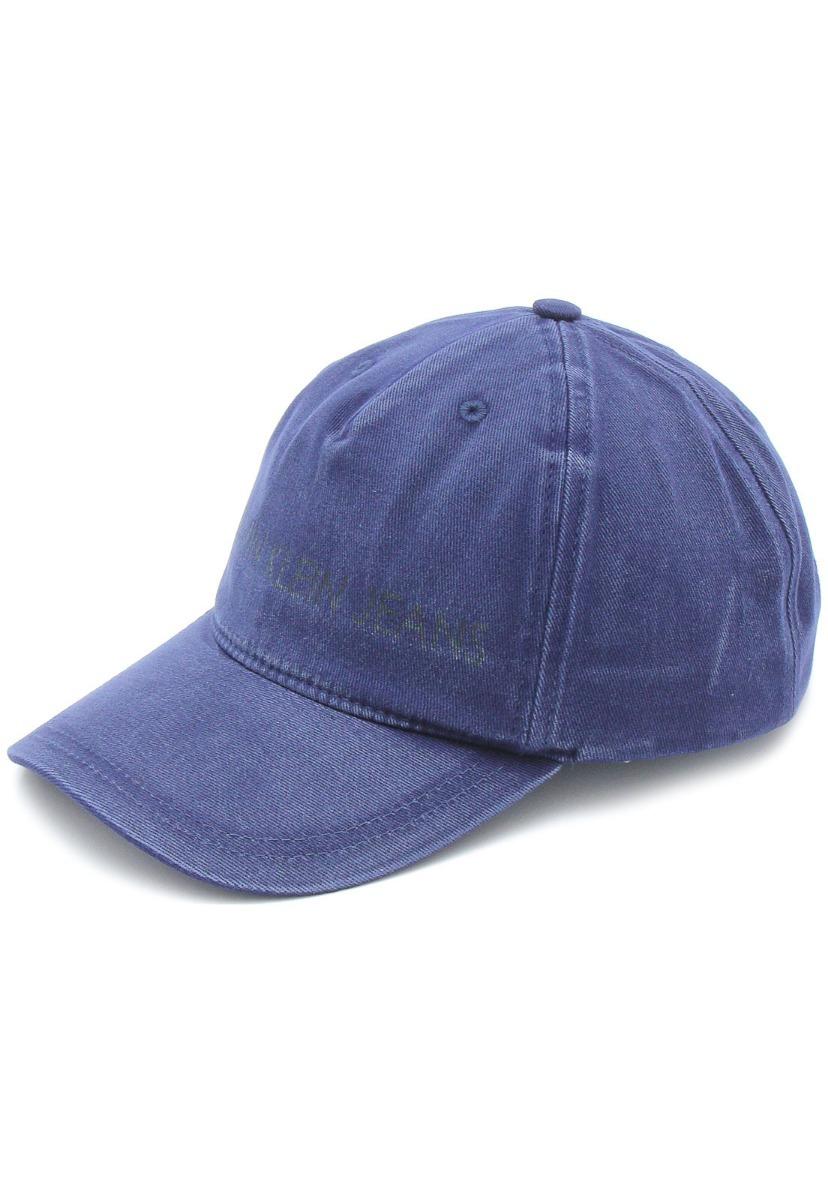 Bone Da Calvin Klein Azul - R  130,50 em Mercado Livre d4e084e96e