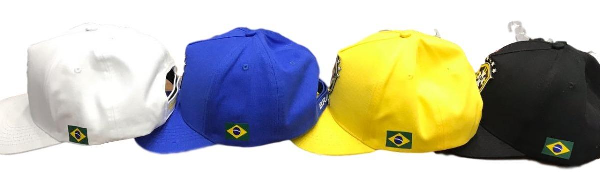 a147764563f29 boné da seleção brasileira brasil copa do mundo todas cores. Carregando  zoom.