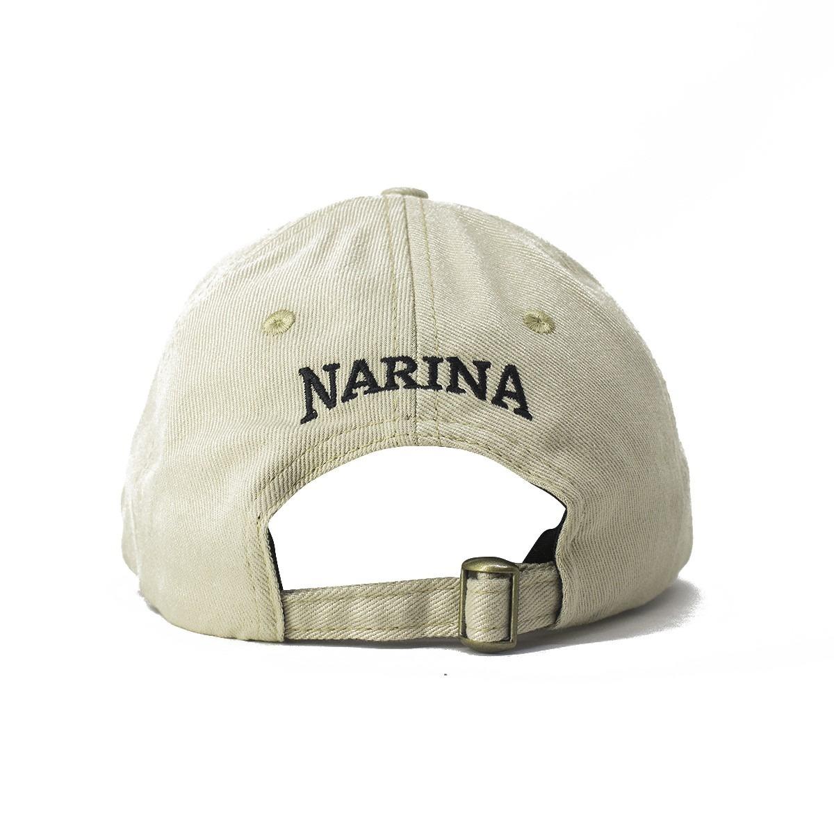 boné dad hat narina aba curva bege original. Carregando zoom. 0f78324470e