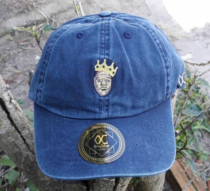 4965ce272ee38 Boné Dad Hat Other Culture Notorious Biggie Curva Original - R  94 ...