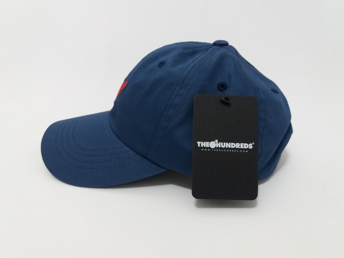 94fc6a36661ab boné dad hat the hundreds solid bomb aba curva original. Carregando zoom.