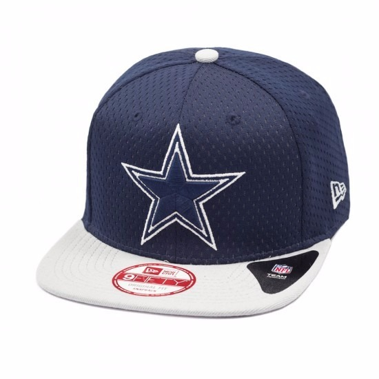 f2bbda6fda Boné Dallas Cowboys Snapback Aba Reta Original Nfl - New Era - R  169